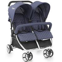 Wózek bliźniaczy spacerowy BabyStyle OYSTER TWIN