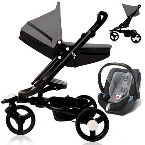 Wózek Recaro Babyzen 4w1 z Maxi Cosi
