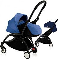 Wózek dziecięcy 2w1 BABYZEN YOYO PLUS Navy-Blue