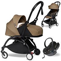 Wózek 3w1 Babyzen YOYO 2 z fotelikiem BeSafe + adaptery