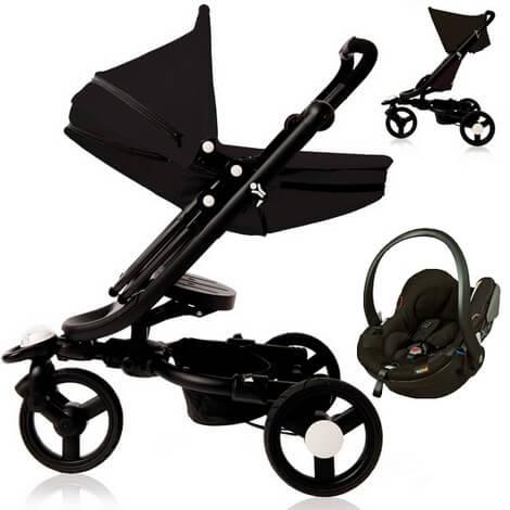 Wózek Recaro Babyzen 3w1