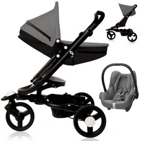 Wózek Recaro Babyzen 3w1 z Maxi Cosi
