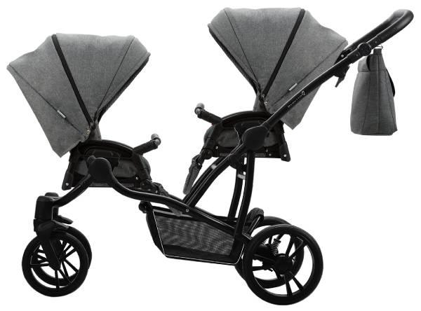 Wózek bliźniaczy Bebetto 42 SIMPLE 4