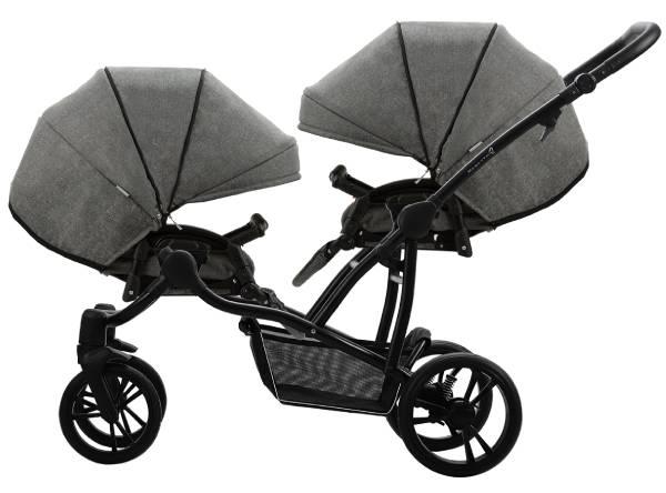 Wózek bliźniaczy Bebetto 42 SIMPLE 5
