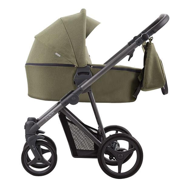 Wózek dziecięcy 2w1 Bebetto FLAVIO 3