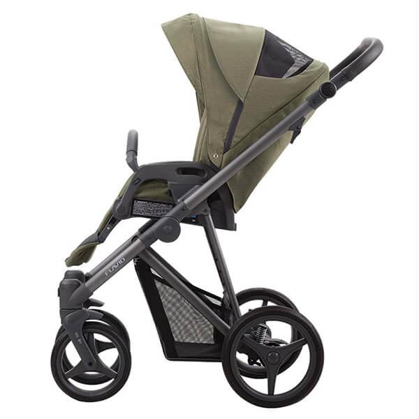 Wózek dziecięcy 2w1 Bebetto FLAVIO 4