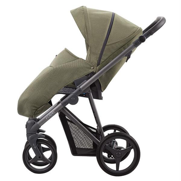Wózek dziecięcy 2w1 Bebetto FLAVIO 5