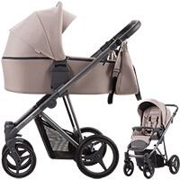 Wózek dziecięcy 2w1 Bebetto FLAVIO