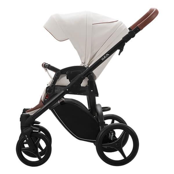 Wózek dziecięcy 2w1 BEBETTO LUCA PRO + torba 2