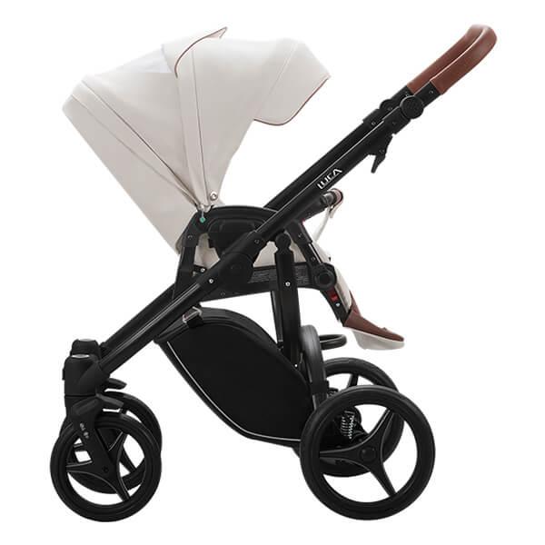 Wózek dziecięcy 2w1 BEBETTO LUCA PRO + torba 3