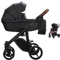 Wózek dziecięcy 2w1 BEBETTO LUCA PRO