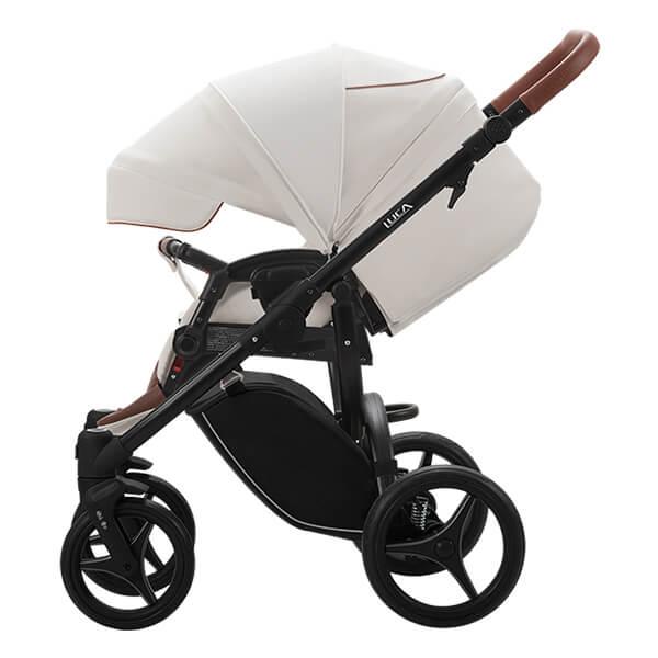 Wózek dziecięcy 2w1 BEBETTO LUCA PRO + torba 4