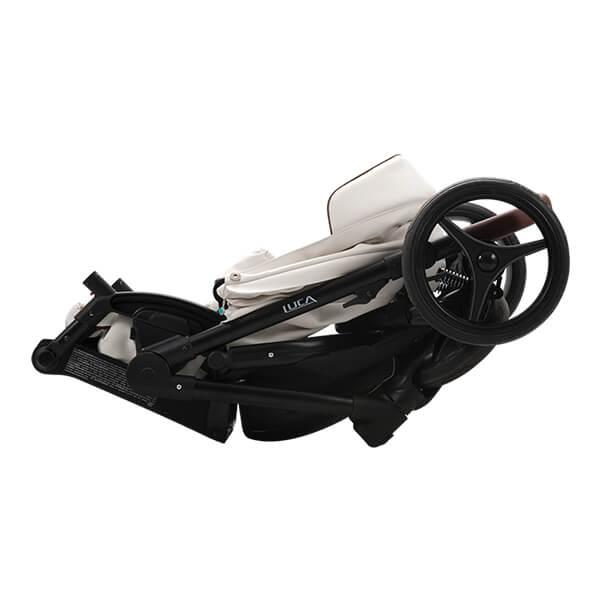 Wózek dziecięcy 2w1 BEBETTO LUCA PRO + torba 5