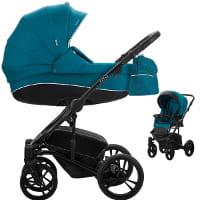 Wózek dziecięcy 2w1 BEBETTO TITO z torbą