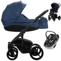 Wózek 3w1 BEBETTO TITO + fotelik Maxi Cosi CORAL