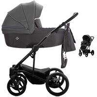 Wózek dziecięcy 2w1 BEBETTO TORINO + torba
