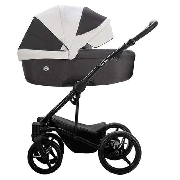Wózek 3w1 BEBETTO TORINO + fotelik Maxi Cosi CABRIO FIX 4