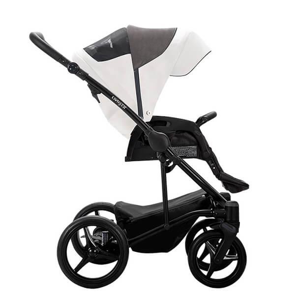 Wózek 3w1 BEBETTO TORINO + fotelik Maxi Cosi CABRIO FIX 5