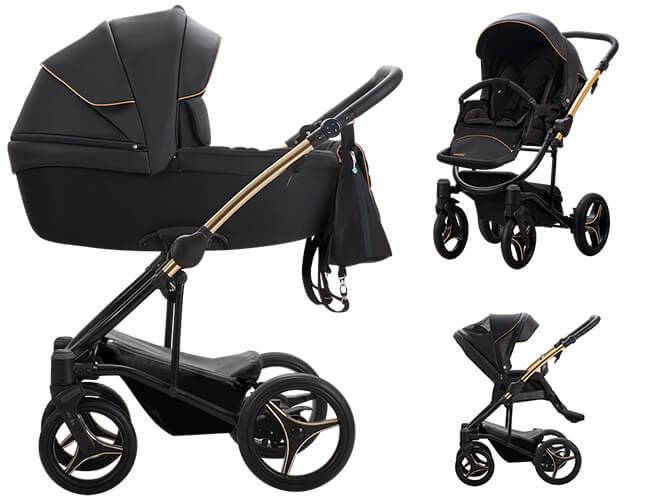 Wózek dziecięcy 2w1 BEBETTO TORINO Si 1