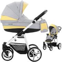 Wózek dziecięcy 2w1 BEBETTO VULCANO + torba