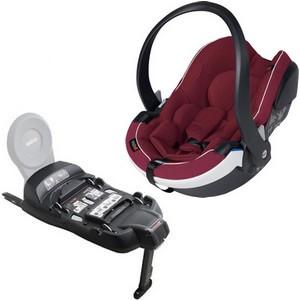 Fotelik samochodowy BESAFE iZi GO MODULAR I-SIZE + baza ISOFIX dla dzieci 0-13 kg