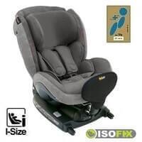 Fotelik samochodowy BESAFE iZi KID X2 I-Size dla dzieci 0-18 kg