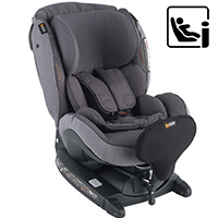 Fotelik samochodowy BESAFE iZi KID X3 i-SIZE dla dzieci 0-18 kg