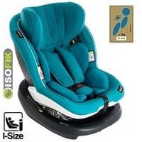 Fotelik samochodowy BESAFE iZi MODULAR I-Size dla dzieci 0-18 kg z bazą