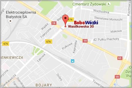Wózki Dziecięce Białystok