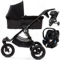 Wózek 3w1 BABY JOGGER CITY ELITE + fotelik Cybex Aton 5