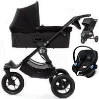 Wózek 3w1 BABY JOGGER CITY ELITE  + fotelik Cybex Aton M