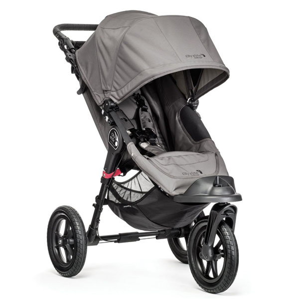 Wózek głęboko-spacerowy BABY JOGGER CITY ELITE + fotelik Maxi Cosi PEBBLE PLUS 2