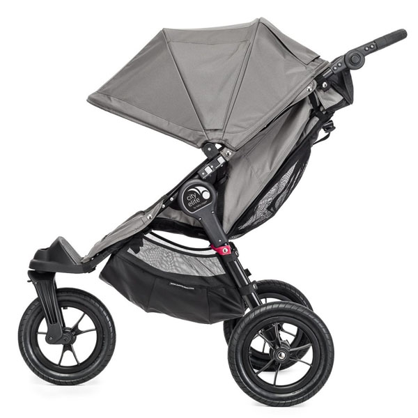 Wózek głęboko-spacerowy BABY JOGGER CITY ELITE + fotelik Maxi Cosi PEBBLE PLUS 3