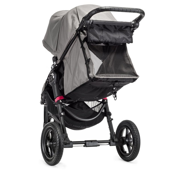 Wózek głęboko-spacerowy BABY JOGGER CITY ELITE + fotelik Maxi Cosi PEBBLE PLUS 4