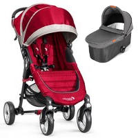 BABY JOGGER CITY MINI 4W wózek 2w1