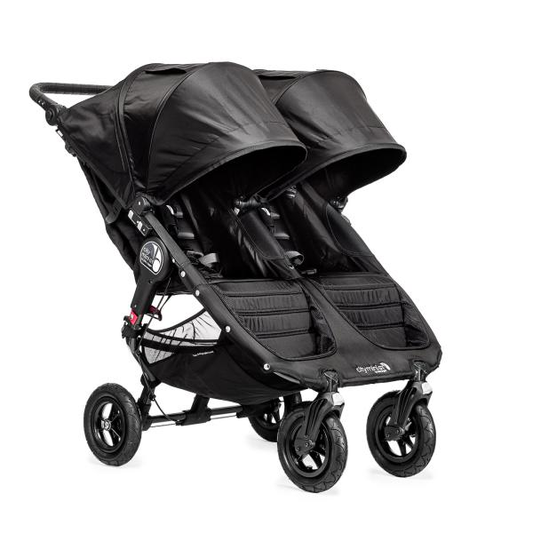Bliźniaczy wózek spacerowy BABY JOGGER CITY MINI DOUBLE GT 4