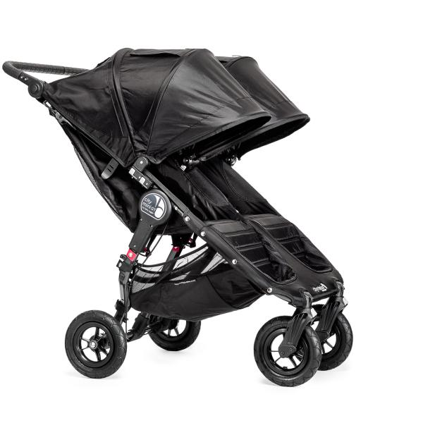 Bliźniaczy wózek spacerowy BABY JOGGER CITY MINI DOUBLE GT 5
