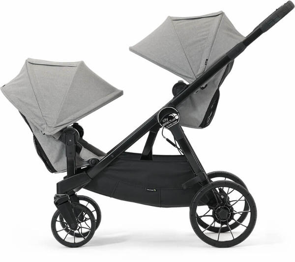 Wózek głęboko-spacerowy BABY JOGGER CITY SELECT LUX DOUBLE 2