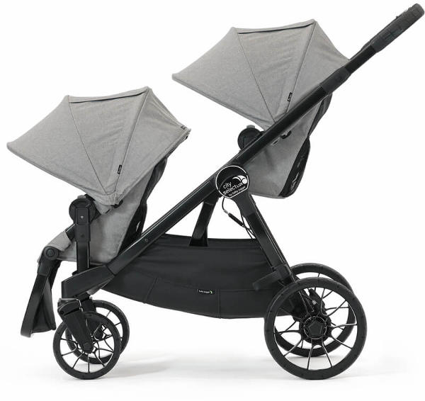 Wózek głęboko-spacerowy BABY JOGGER CITY SELECT LUX DOUBLE 4
