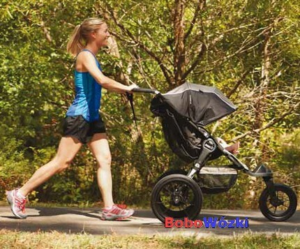 Baby Jogger Summit xc