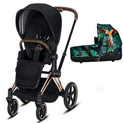 cybex priam 2w1 birds of paradise