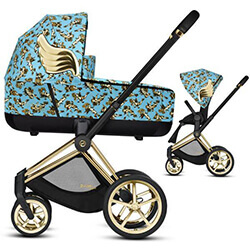 cybex priam cherubs by jeremy scott 2w1
