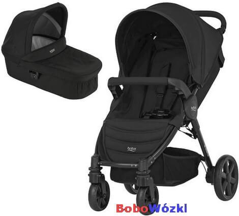 Britax wózek głęboko-spacerowy B-AGILE 4