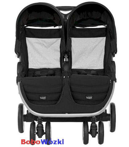 Britax B-AGILE DOUBLE spacerowy