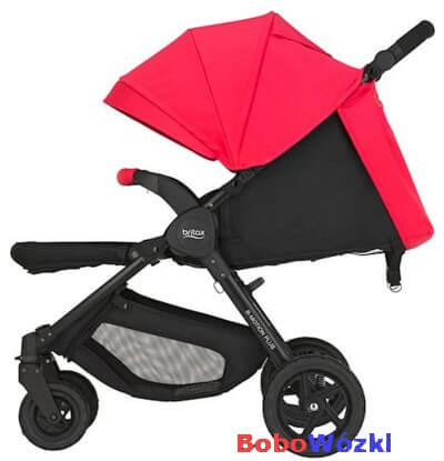 Britax B-MOTION 4 Plus wózek