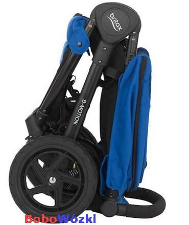 Britax wózek spacerowy B-MOTION 4 złożony