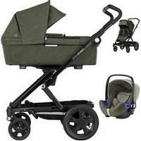 Wózek 3w1 BRITAX ROMER GO NEXT 2 + fotelik samochodowy Baby Safe i-Size