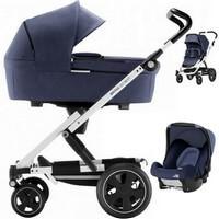 Wózek 3w1 BRITAX ROMER GO NEXT 2 + fotelik BABY SAFE