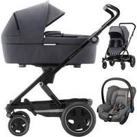BRITAX GO NEXT 2 wózek 3w1 z fotelikiem MAXI COSI CITI