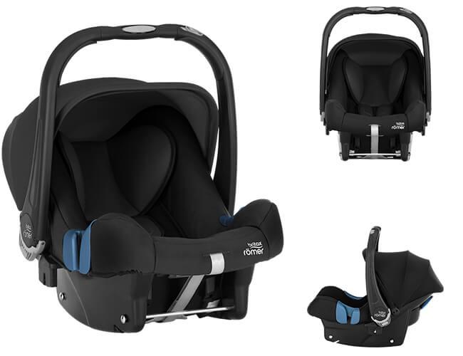 fotelik samochodowy britax romer baby safe plus shr ii z. Black Bedroom Furniture Sets. Home Design Ideas